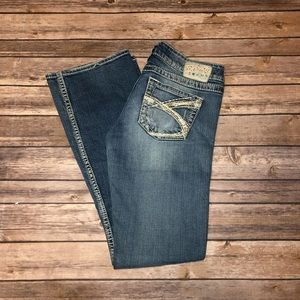 Twisted Silver Jeans